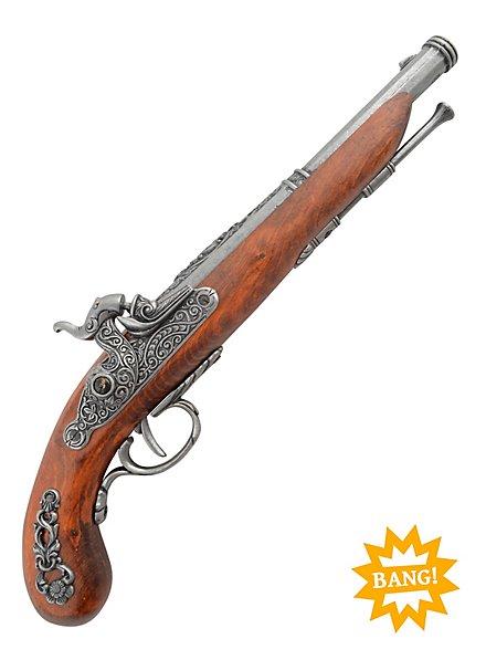 Perkussionspistole - französisch (grau)