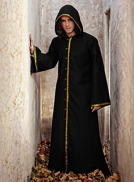 Schwarzmagier Robe