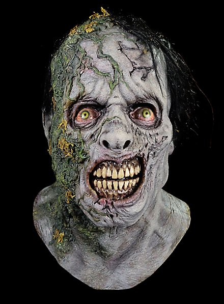 The Walking Dead Moos Zombie Maske