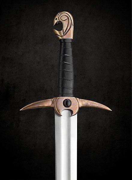 Wikingerschwert mit Drachenknauf