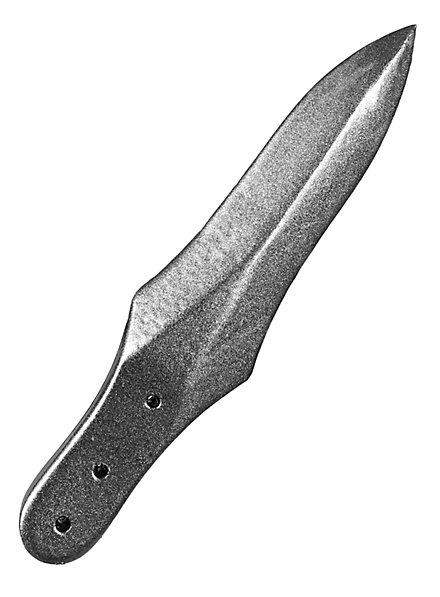 Wurfdolch - 3 Loch Griff Polsterwaffe