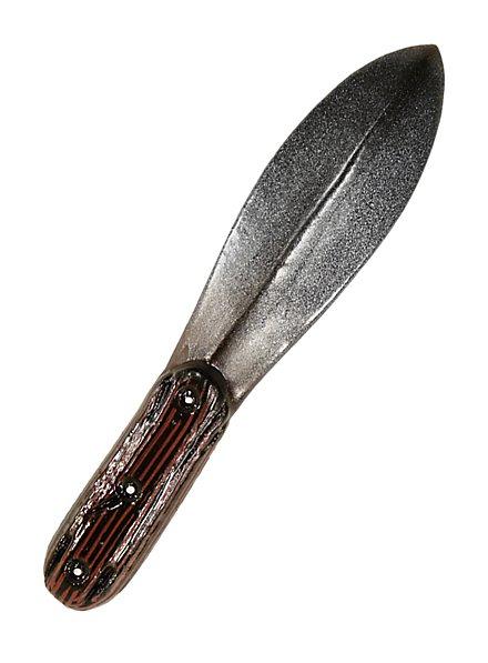 Wurfmesser klassisch Polsterwaffe