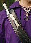 Bandelier mit zwei Messern