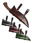 Messerscheide für Larp-Messer - Scherge