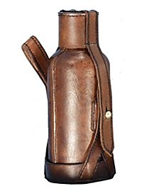 Ambiente Trinkflaschen-Gürteltasche braun