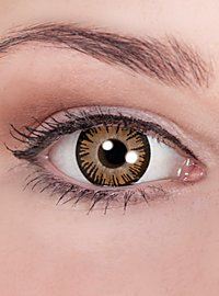 Lentilles Circle Lenses marron