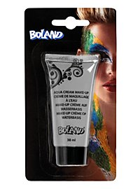 Aqua Cream Make-up grau Halloween Schminke