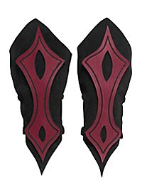 Bracers - Archer red