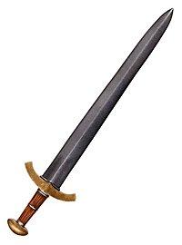 Arme en mousse épée courte de chevalier