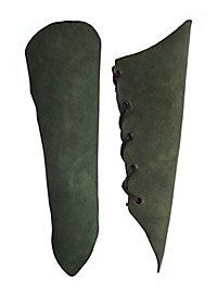 Armstulpen - Wanderer, grün