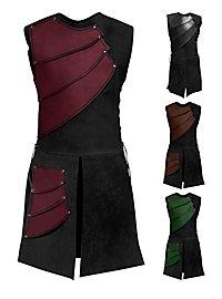 Armure d'archer en cuir