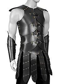 Kit d'armure en cuir - Guerrier