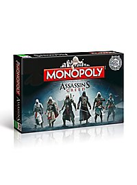 Assassin's Creed - Monopoly Assassins Creed Brettspiel