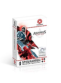 Assassins Creed - Spielkarten