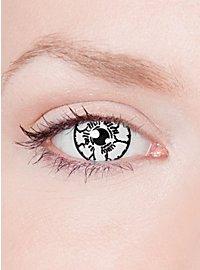 Automaton Effect Contact Lenses