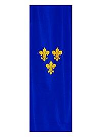 Bannière de France - Fleurs de lys