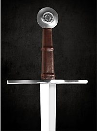 Bastard Sword with Belt Late Gothic