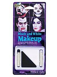 Black & White Make-up