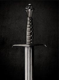Blackened Hand and a Half Sword