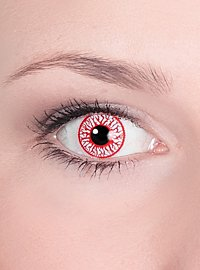 Bloodshot Special Effect Contact Lens