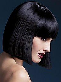 Blunt Cut Wig black