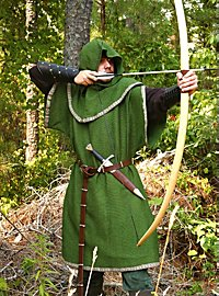 Mittelalter Kostüm - Bogenschütze