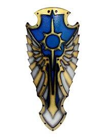 Bouclier d'ange bleu - Medieval 2nd Edition