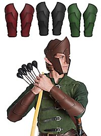 Brassards d'elfe guerrier