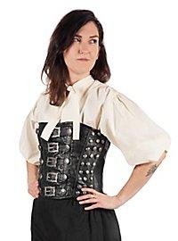 Leather corset - Bonny