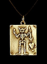 Pendant - Captain Blackbeard
