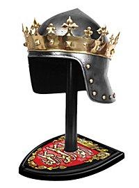 Casque du roi Richard - Robin des bois