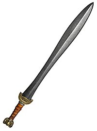 Celtic Leaf Sword - 85 cm Larp weapon