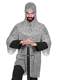 Chain mail shirt - Aluminum, rivetted