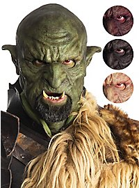 Chinless silicone orc mask - Rakhattash