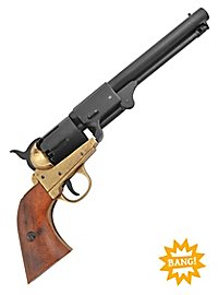 Revolver- Colt US Army, brass coloured