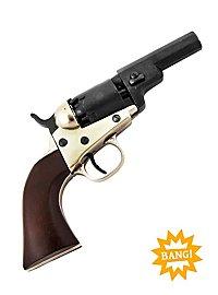 Revolver - Colt Wells Fargo 1849 (messingfarben)
