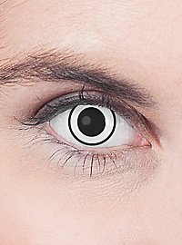 Comic Effect Contact Lenses
