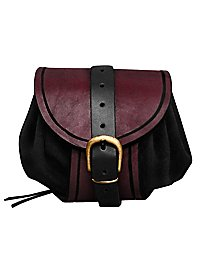 Belt Pouch - Courtier red