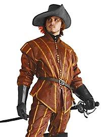Leather jerkin - D'Artagnan