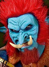 Demi-masque troll