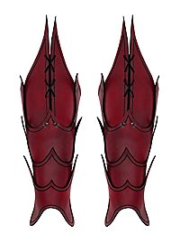 Greaves - Demon red