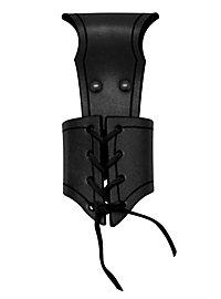 Waffenhalter geschnürt - Page schwarz
