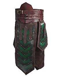 Armour Belt - Dwarf brown-green