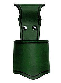 Einfacher Schwerthalter grün