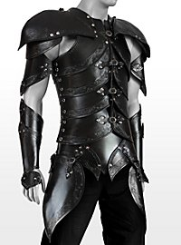 Armour Set - Elven black