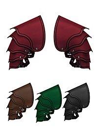 Épaulières de monteur de dragon