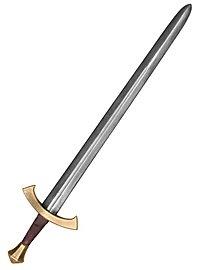 Épée longue - William (dorée)