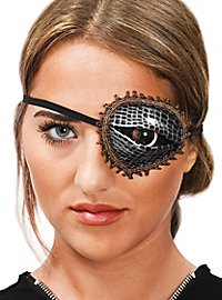 Eye patch dragon eye