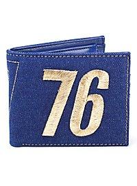 Fallout - Wallet Vault 76 Vintage