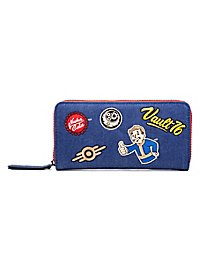 Fallout - Wallet Vault 76 with patches